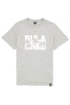 T-Shirt à Manche Courte Bula Crest - Greym(111321550)