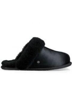 UGG Scuffette II Satin Chaussons pour Femmes en Black, taille 36 | Textile(112238763)
