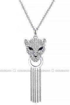 Silver tone - Necklace - Monemel(110312846)