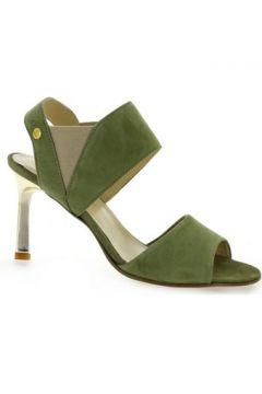 Sandales Elizabeth Stuart Nu pieds cuir velours(98531144)