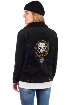 Lurking Class Thorn Rose Sherpa Cord Jacket zwart(104155769)