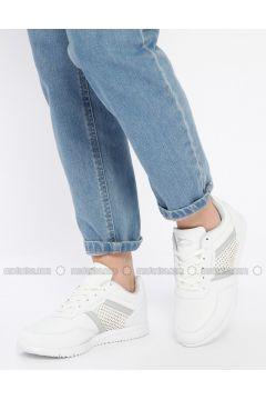 White - Sport - Sports Shoes - Slazenger(110314044)