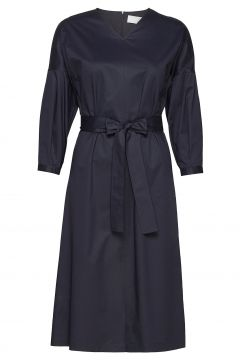 Dutama Kleid Knielang Blau BOSS(116997397)