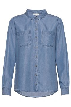 15 The Denim Shirt Langärmliges Hemd Blau DENIM HUNTER(103396567)