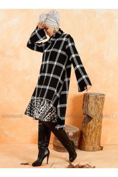 Polo neck - Stripe - Black - Sweat-shirt - Muni Muni(110330533)