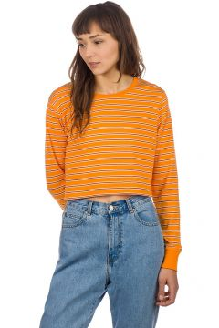 Zine Hannah Long Sleeve T-Shirt oranje(85188214)