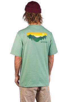 Coal Klamath T-Shirt blauw(100661563)