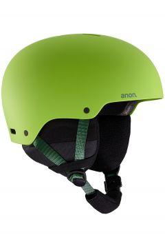 Anon Rime 3 Helmet groen(104307730)