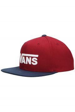Vans Drop V II Snapback Cap rood(94104718)