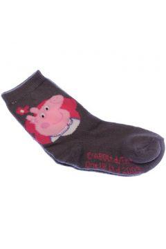 Chaussettes enfant Peppa Pig Chaussettes Niveau mollet - Coton(115547436)