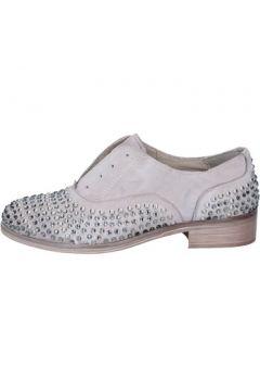 Chaussures Onako ONAKO\' élégantes gris cuir clous BZ629(88514641)