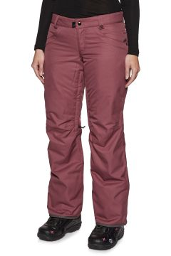 Pantalons pour Snowboard Femme 686 GLCR Geode Thremagraph - Crushed Berry Heather(111320154)