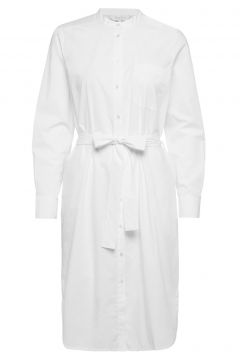 Lulu Dress Dr Kleid Knielang Weiß PART TWO(99080487)