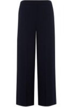 Emme Falange wide leg long trousers - Navy(110458126)