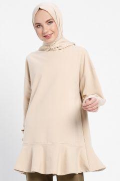 Sweat-shirt Peker Beige(109007364)