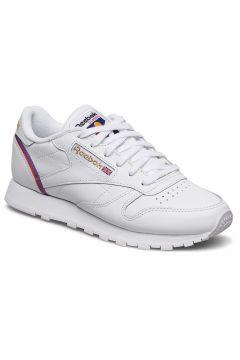 Cl Lthr Niedrige Sneaker Weiß REEBOK CLASSICS(114162593)