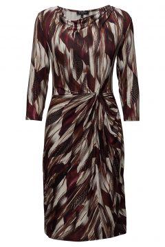 Dress Kleid Knielang Bunt/gemustert ILSE JACOBSEN(108941324)