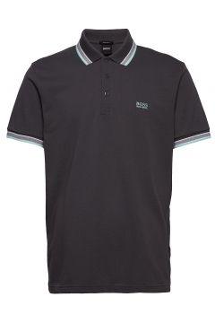 Paddy Polos Short-sleeved Grau BOSS(114355554)