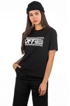 Vans Avenue Boxy T-Shirt zwart(85193376)