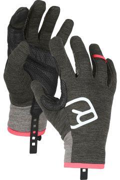 Ortovox Fleece Light Gloves grijs(85190209)