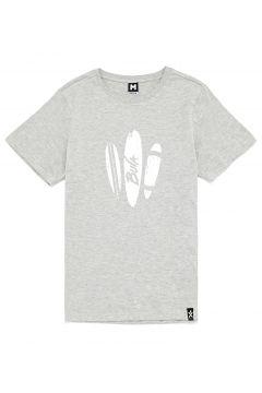 T-Shirt à Manche Courte Bula Curl - Greym(111321576)