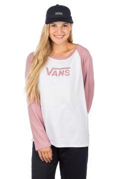 Vans Flying V Classic Long Sleeve T-Shirt wit(91560921)