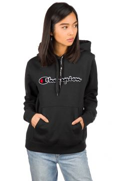 Champion American Logo Sweater Hoodie zwart(96061564)