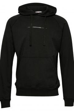 Relaxed Hoodie In Organic Cotton Felpa Hoodie Pullover Schwarz SCOTCH & SODA(111057458)
