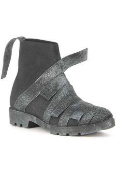 Boots Papucei Boots en cuir destroyed(88551753)