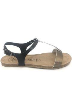 Sandales Amoa sandales SANARY Noir/Aciero(101587470)