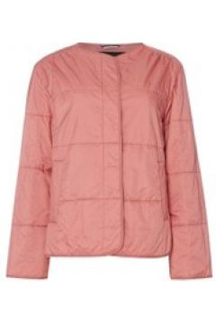 Max Mara Weekend Zic collarless quilted jacket - Pink(110455420)