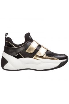 Women's shoes leather trainers sneakers keeley(116887621)