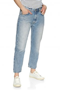 Jeans Femme Superdry High Rise Straight - Light Indigo Vintage(111331471)