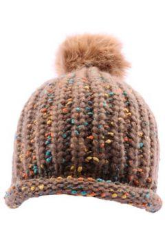 Bonnet Nyls Création Bonnet Luce en mélangé marron(98753539)