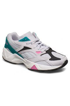 Aztrek 96 Niedrige Sneaker Grau REEBOK CLASSICS(114162588)