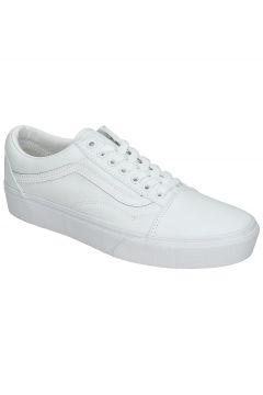 Vans Old Skool Platform Sneakers wit(85196416)
