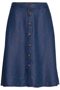 Taliakb Skirt Knielanges Kleid Blau KAREN BY SIMONSEN(114164564)