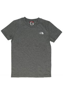THE NORTH FACE Simple Dome T-Shirt grijs(100365641)