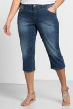 Sheego 3/4-Jeans Sheego blue Denim(111497053)