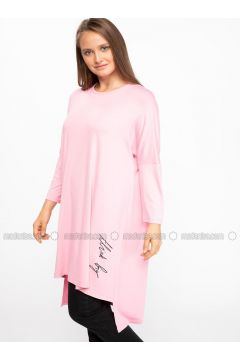 Pink - Tunic - DeFacto(110325152)