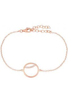 Bracelets Arbelo Bracelet en Argent 925/1000 Rose et Oxyde Blanc Femme(88560215)