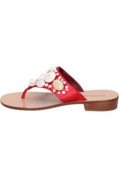 Sandales Eddy Daniele sandales rouge satin aw375(115442440)