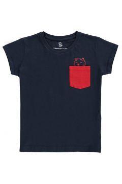 T-Shirt mit Tasche Venice Kid - Kinderkollektion -(112328180)