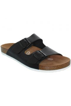 Sandales Pepe jeans Mules en cuir ref_pep39367-999-noir(115555896)