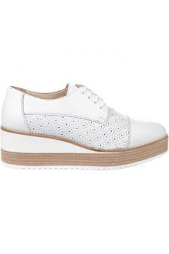 Ville basse Miglio Chaussures à lacets femme - - Blanc - 36(115500069)