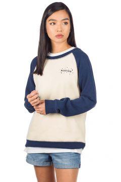Burton Keeler Crew Sweater geel(96893723)