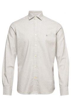 Tribley Spread Collar Shirt Hemd Casual Grau MORRIS(103751734)