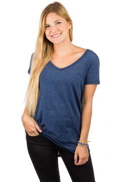 Kazane Ella T-Shirt blauw(96061708)