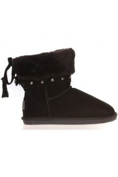 Boots Ilario Ferucci Boots Rebus Noir(115472801)