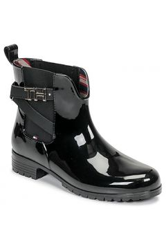 Bottes Tommy Hilfiger TH HARWARE RUBBER BOOTIE(115619316)